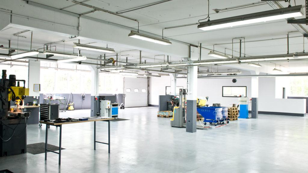 Testing laboratory in Hasloch